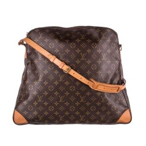 Louis Vuitton Monogram Ballard Shoulder Bag